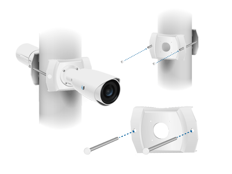 Ubiquiti UniFi PRO Large Pole Mount