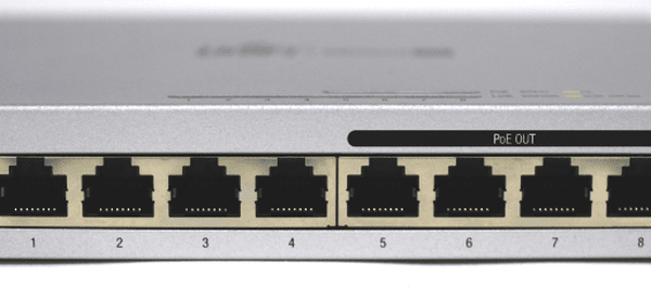 Обзор UniFi Switch US-8-60W
